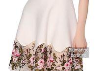 Модные платья