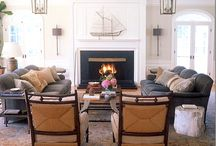 Creating a Home - Family Room