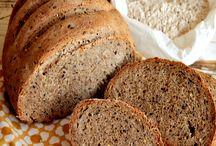 pane fatto in casa-- cereali