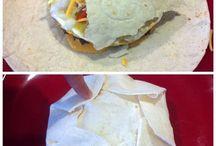 Homemade Crunchwrap Supreme Recipe!!!!!!!!!!!!!!!!!! NO WAYYYYYY!!!! Cheat night