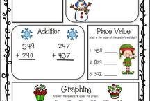 Third Math Daily Math