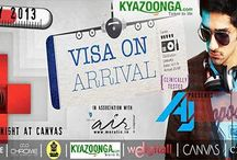KyaZoonga.com: Buy tickets online for Visa On Arrival, EDM party