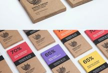 Packaging / A board dedicated to innovative food packaging - especially chocolate - created by Gil Horsky.