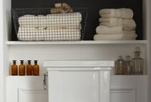 Bathroom Ideas / by Jarena Kelly