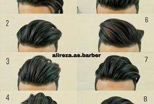 Hair style cut