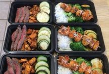 Meal Prep & Healthy Eating Inspo