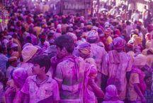 Holi / FESTIVAL OF SHARING LOVE