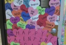 Door / Valentines
