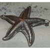 Vintage Beau Sterling Silver Jewelry Star Fish Pin Brooch 4.0 Grams  / by Casey