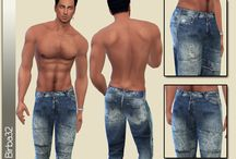 The Sims 4 downloads - Clothes for boys