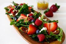 Sensational Salads / Inspired salads for every season