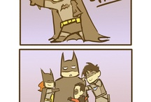 Batman / The dark knight who knows about real music!!! / by Delaynie Fair