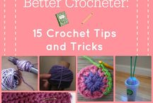 Crochet tips and tricks / by Connie woodrow