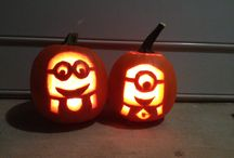 Pumpkin Carving Party! / Ideetjes en tips voor een originele pumpkin carving party!