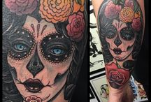 Favourites / Here are some of our favourite tattoo artists and illustrators - if you have any of your own, let us know!