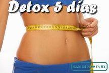 Detox - Dietas