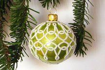 POLetsy Christmas decorations