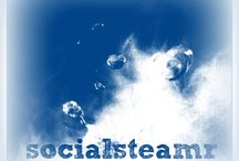 #SocialSteamr