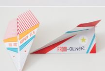 Paper Plane party / Ideas for a party with a theme of paper planes.