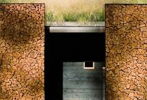 Legnaie / è affascinante soffermarsi a osservare la perizia e le regole arcaiche che si celano dietro ad una semplice e profumata catasta di legna: da semplice oggetto funzionale ad elemento di design e di arredo, in continua evoluzione...