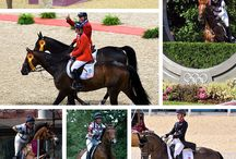 Equestrian Olympic Games / Awesome photography and articles about the equestrians and equine athletes who've represented countries around the globe.