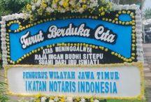 Bunga papan duka cita / Bunga papan untuk acara kedukaan dan sebagai nya.