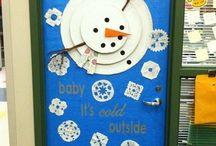 Kış kapısı