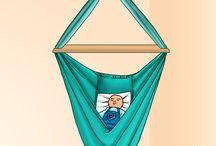 Cosas que hacer para los bebés de la casa