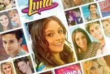 Soy Luna--music
