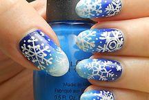 Troppo belle io amo il blu e lo smalto quindi i love unghie