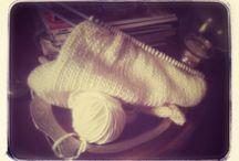 PAMPINTA tejidos artesanales / Tejidos hechos a dos agujas y a pedido