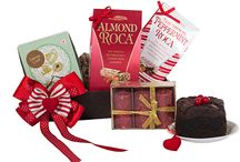 Valentine's Day Hampers / You can celebrate at home with the choicest ingredients, or pick up a gift hamper of divine chocolates, exotic fruits, delectable dips and the finest meat and cheese for your loved one.