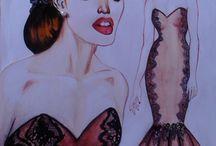 Drawing Fashion´s
