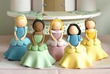 Bolos princesas
