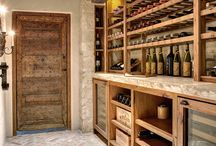 Wine cellar / by Cindy Kasica