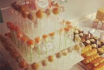 mesa dulce cakepops