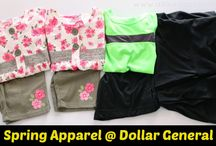 DG Apparel / Must-have styles for your family for less! / by Dollar General