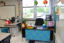 Teacher Area Ideas