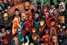 Comic book geek fest