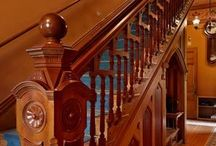 My Victorian (Dream) House / All I want in my ideal Victorian style house. Just because I want it to look old doesn't mean I don't want the best and latest!
