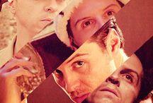 Sherlock (Andrew Scott)