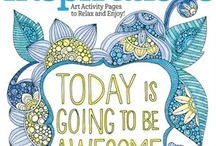 Coloring Books for Everyone