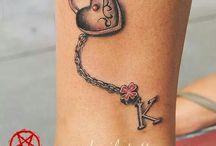 Tattoo moederdochter