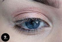 Läcker makeup