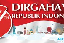Dirgahayu Republik Indonesia ke 71 tahun / #merdeka  Dirgahayu RI ke 71 tahun, jayalah terus Indonesia
