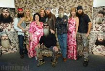 Duck Dynasty! / by Krista Weiss