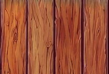 Painted texture ref