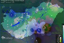 Hó helyzet Kalocsán