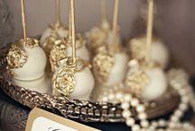 Wedding : Gilt Gold