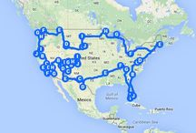 תוכנית הטיולים שלי